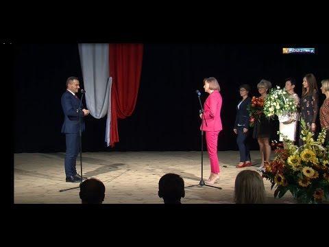 Nagrody Burmistrza Gminy Włoszczowa z okazji Dnia Edukacji Narodowej