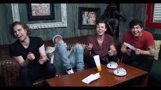 Download Lagu 5SOS Funniest Interview Moments June 2018 Mp3
