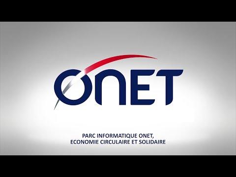 Video Onet / Nodixia : Parc Informatique d'Onet, Economie circulaire et solidaire