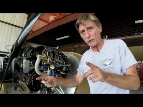 Airplane Repo – Kevin Lacey – Engine Overhaul Series – Setting the Valve Clearance