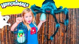 HATCHIMALS Assistant Spooky Ghost Halloween Surprise Hatchimal...