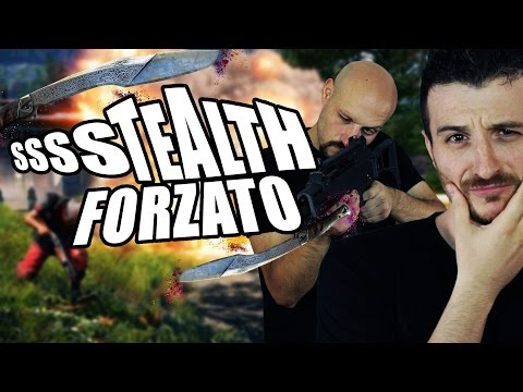 Video FAR CRY 4 COOP: STEALTH FORZATO download in MP3, 3GP, MP4, WEBM, AVI, FLV January 2017
