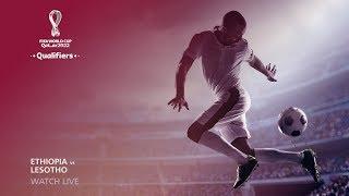 Ethiopia v Lesotho - FIFA World Cup Qatar 2022™ qualifier