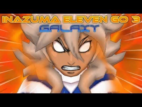 Inazuma Eleven Go 3 Galaxy Walkthrough Episode 4: True Strength