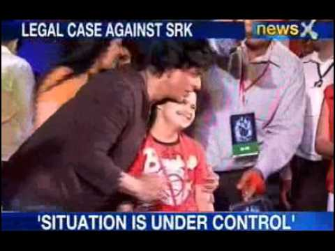 NewsX SRK in surrogacy row