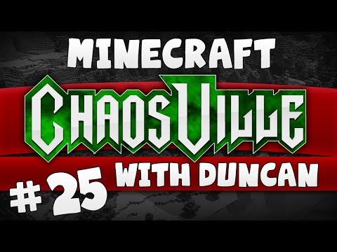 Minecraft – Chaosville #25 – Secrets of the Arcane!