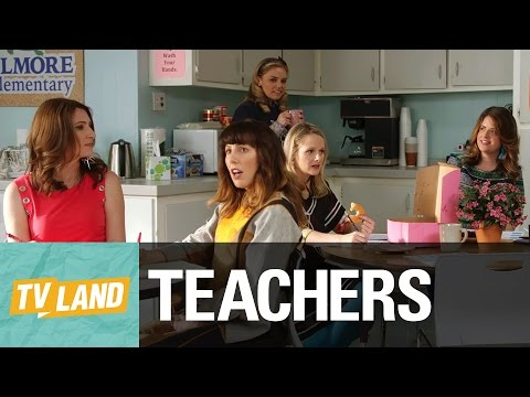 'Who Was That?' Ep.2 Official Clip | Teachers on TV Land (Season 2)