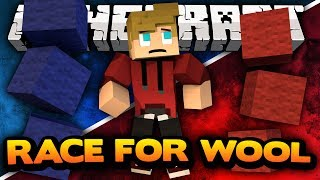 "Minecraft ""I Got Wool?"" Capture The Wool Mini-Game w/Lachlan, Mitch, Husky, Jerome and Ryan!"