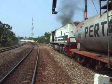 Kereta Api Barang
