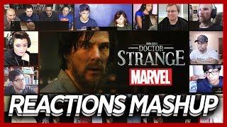 Video Doctor Strange Teaser Trailer Reaction's Mashup (Best Reaction's) MP3, 3GP, MP4, WEBM, AVI, FLV Mei 2017