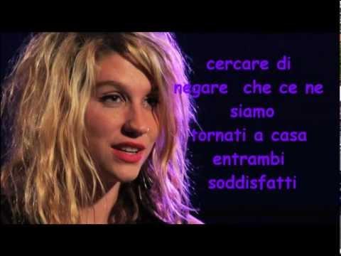 Kesha C'Mon traduzione italiana