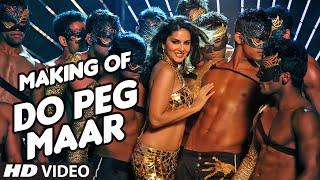 DO PEG MAAR Making Video One Night Stand Sunny Leone