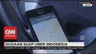 Dugaan Suap Uber Indonesia Ke Polisi Indonesia