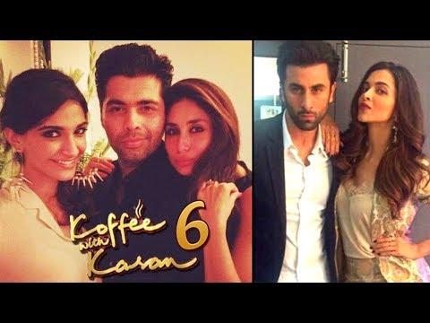 Koffee With Karan Season 6 - Karan Johar MEGA ANNO