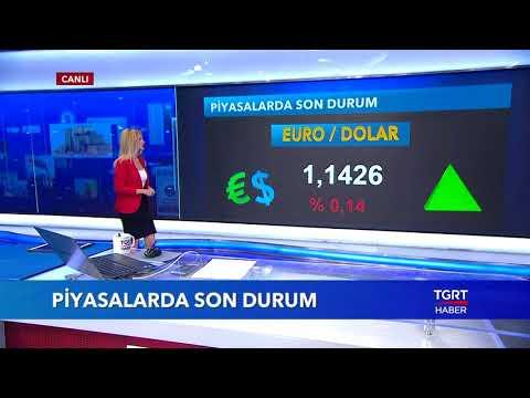 Dolar, Euro ve Altın Bugün Ne Kadar ?   Ekonominin Dili   14 Ağustos 2018 (видео)