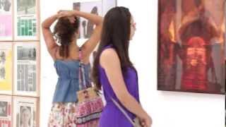 VÍDEO: Mostra Minas Território da Arte apresenta amplo panorama artístico do estado