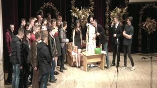 Initiation of freshmen PTCSI of Yuriy Fedcovich Chernivtsi National University. Part 9