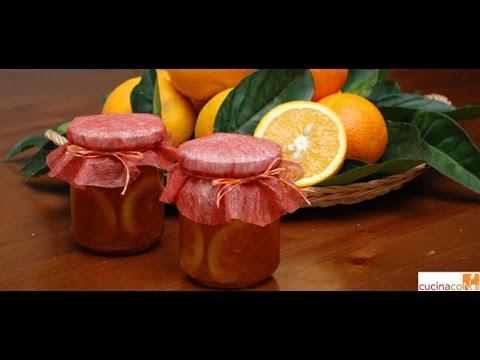 marmellata di arance - ricetta siciliana
