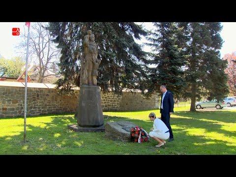 Náhled - Zástupci města uctili památku padlých