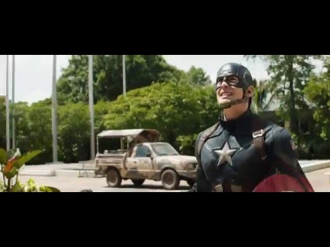 Preview Trailer Captain America: Civil War, nuova clip