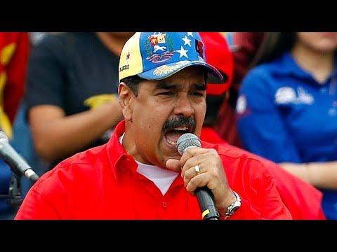 Venezuela: Präsident Maduro attackiert den Westen