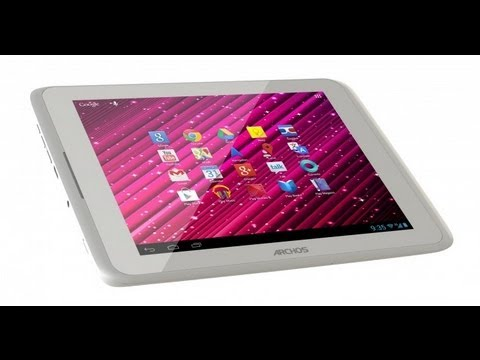 Archos 80 xenon tablet with 8-inch multi-touch IPS display,1.2GHz processor and 1GB of RAM