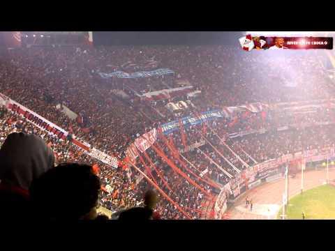 Video - CASI GOL DE TEO + FIESTA - River Plate vs Boca Jrs - Copa Libertadores 2015 - Los Borrachos del Tablón - River Plate - Argentina