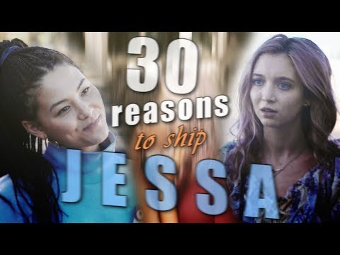 30 Reasons To Ship Jessa