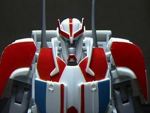 VIDEO REVIEW TRANSFORMERS PRIME RID RATCHET