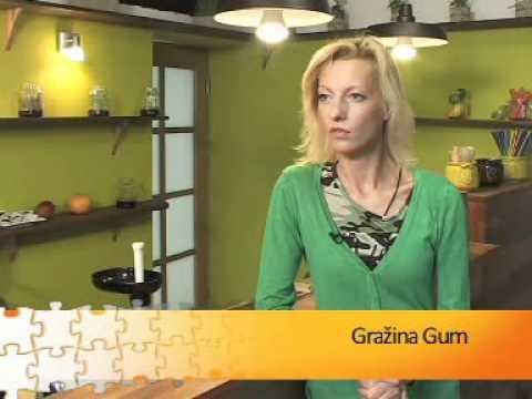 Žalias maistas – Gražina Gum