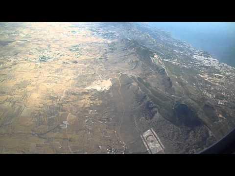 Kıbrıs Ercan Havaalanı kalkış