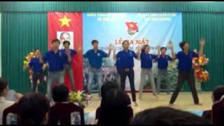 Dan vu Rasa Sayang   Mùa hè xanh Ngũ Lạc 2011   Lễ ra mắt Chi Đoàn CTy Sơn Trung Nguyên