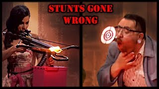 Download Lagu 5 Stunts Gone Horribly Wrong - REAL FOOTAGE Mp3