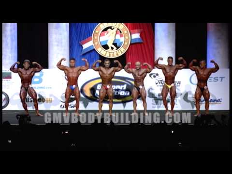 2014 Arnold Classic Amateur #1 - Men's Bodybuilding From GMV