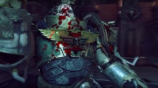 Warhammer 40,000: Inquisitor - Martyr Official Blood and Gore Trailer by IGN