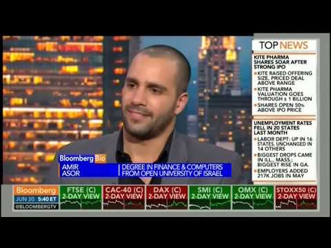 Young Engineers on Bloomberg News 2014