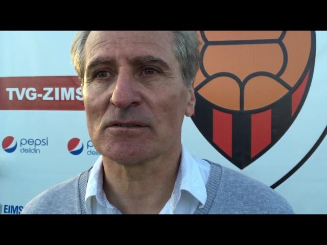 Dragan Kazic: Ég er með samning út október