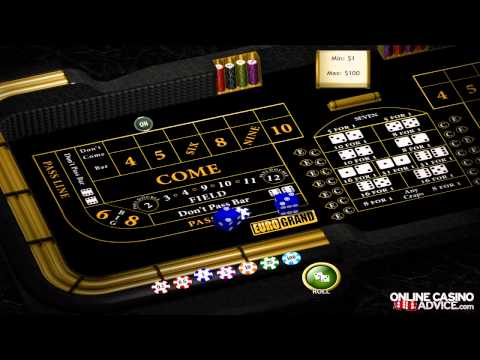 Place Bets, Field Bets, Big Six & Big Eight Bets in Craps – OnlineCasinoAdvice.com