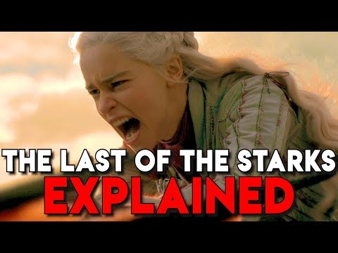 "Game Of Thrones S8E4 | ""The Last Of The Starks"" Explained"