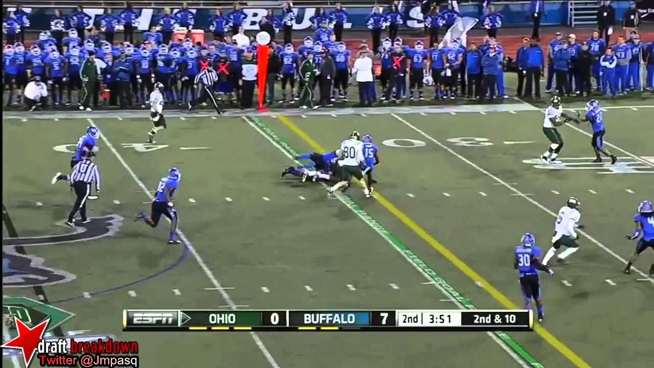 Khalil Mack vs Ohio (2013)