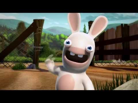 Rabbids Invasion - The Interactive TV Show (PS4)