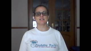 Toddle Talk Advent Calender 12th December