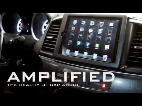 Lancer - Join - http://CarAudioFeed.com Buy iPad install parts - http://shop.Soundmanca.com Buy SMD IM-SG - http://wcCarAudio.com In this episode of Amplified, Doug b...