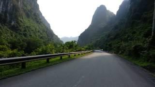 Phong Nha Ke Bang National Park, Riding Into North Entrance
