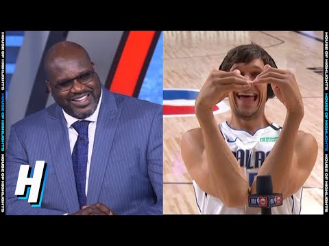 Boban Marjanovic's Amazing Interview With Inside the NBA   August 19, 2020 NBA Playoffs