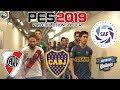 Pro Evolution Soccer 2019 Boca Jrs Vs River Plate La Bo