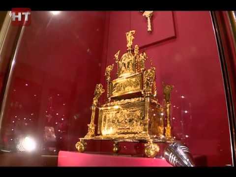 Новгородский музей-заповедник представил новую услугу «Мобильный гид»