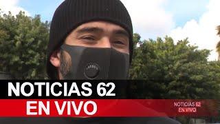 Alcalde de Los Ángeles ordena usar tapabocas – Noticias 62 - Thumbnail