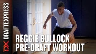 Reggie Bullock - 2013 NBA Pre-Draft Workout & Interview