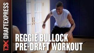 Reggie Bullock - 2013 NBA Pre-Draft Workout & Interview